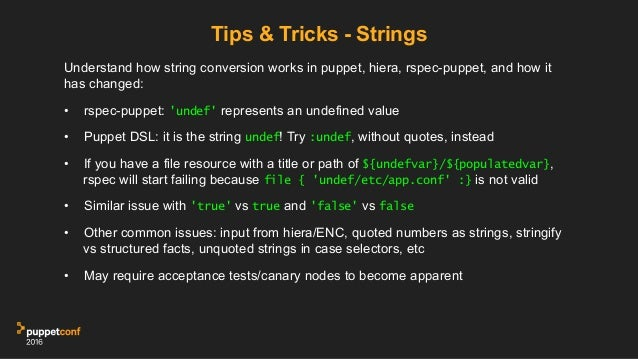 PuppetConf 2016: Enjoying the Journey from Puppet 3 x to 4 x