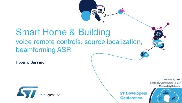 Track 1 session 3 - st dev con 2016 - smart home and building