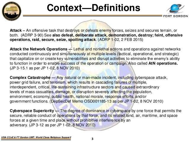 Cyber Ethics: TechNet Augusta 2015 Slide 3