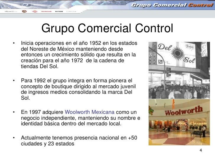 Grupo Comercial Control ... 7830b6d68d