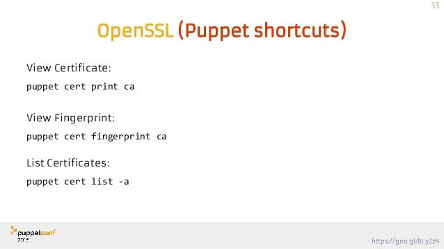 PuppetConf 2016: Puppet Troubleshooting – Thomas Uphill