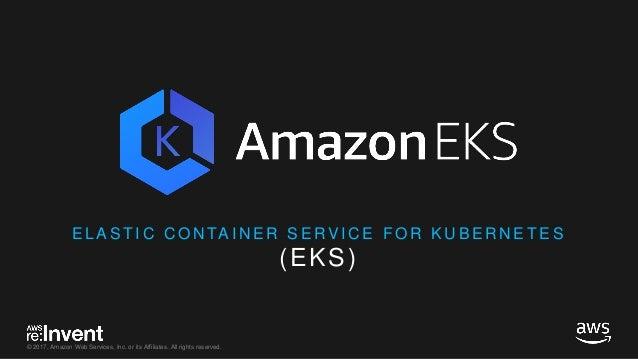 Introducing Amazon EKS