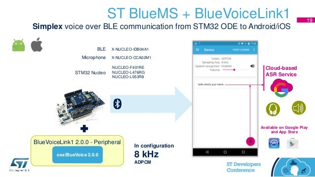 Track 3 session 8 - st dev con 2016 - music and voice over ble
