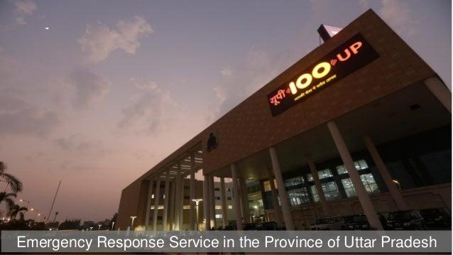 Emergency Response Service in the Province of Uttar Pradesh