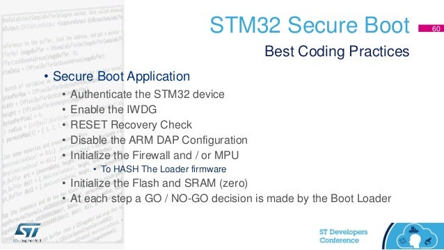 Track 5 session 3 - st dev con 2016 - mechanisms for trusted code e…