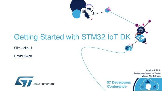 Track 5 session 5 - st dev con 2016 - stm32 hands on seminar