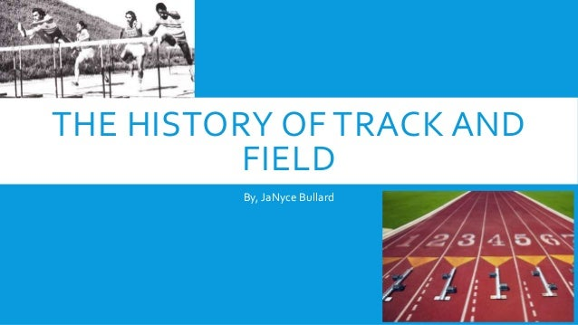 Track and field history