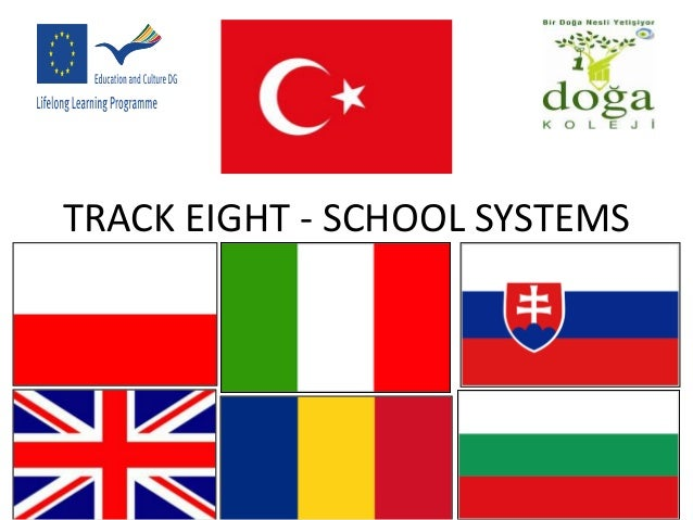 TRACK EIGHT - SCHOOL SYSTEMS