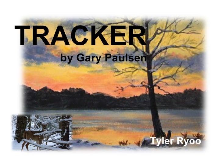 Tracker children's book