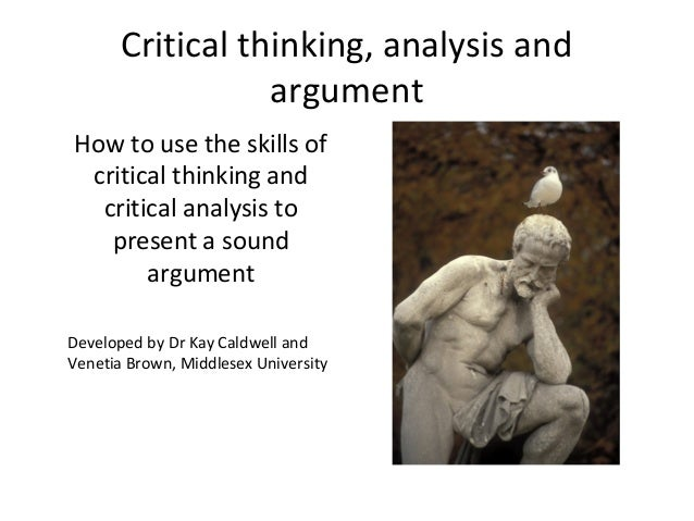 critical thinking vs analytical thinking Critical reading is a technique for discovering information and ideas within a text critical thinking is a technique for evaluating information and ideas, for deciding what to accept and believe.