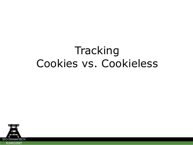 Tracking Cookies vs. Cookieless