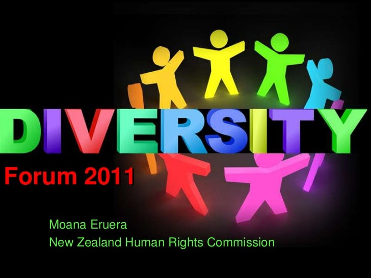 Forum 2011<br />Moana Eruera<br />New Zealand Human Rights Commission<br />