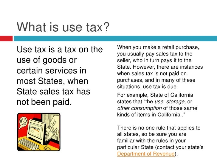 State Sales Tax: State Sales Tax Number California