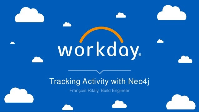 Tracking Activity with Neo4j