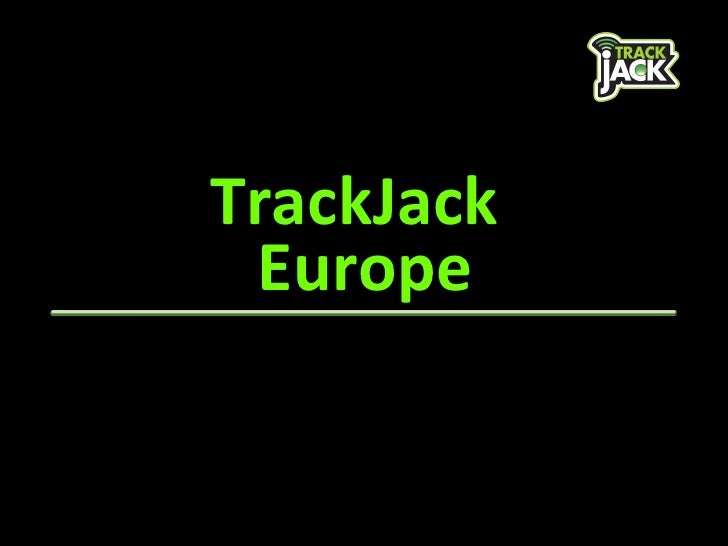 TrackJack Europe