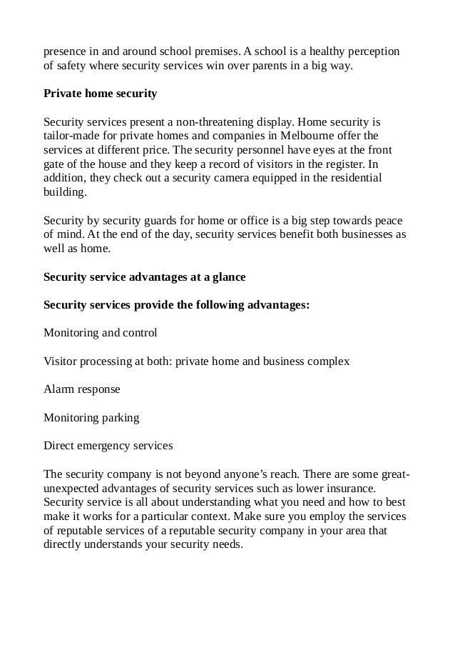 Track Security Best Security Services Melbourne Slide 2