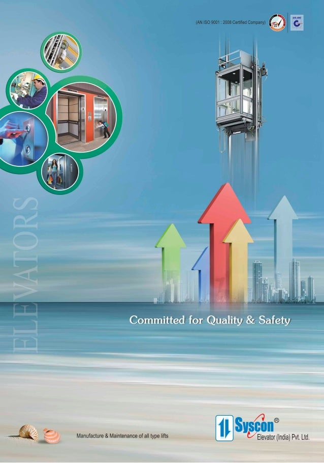 Syscon Appartment Lifts By Syscon Elevator (India) Private Limited