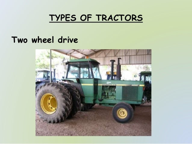 Tractor ppt