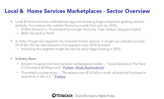 Local home services marketplace in india startup landscape for Local gardening services