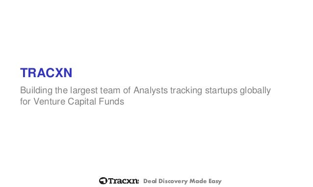 Tracxn Subscription Commerce Startup Landscape - March 2015 Slide 2