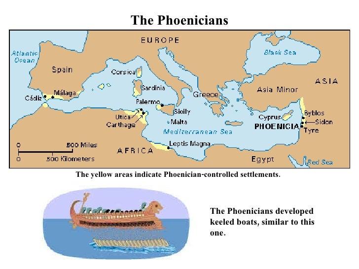 phoenician trade