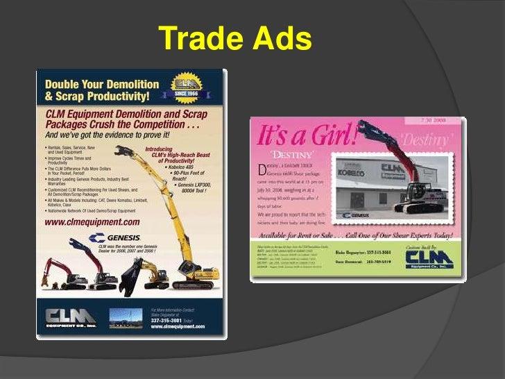 Trade Ads<br />