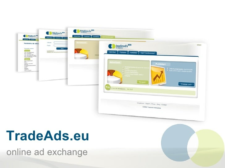 TradeAds.eu online ad exchange