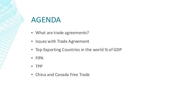 Trade Agreements All You Need To Know