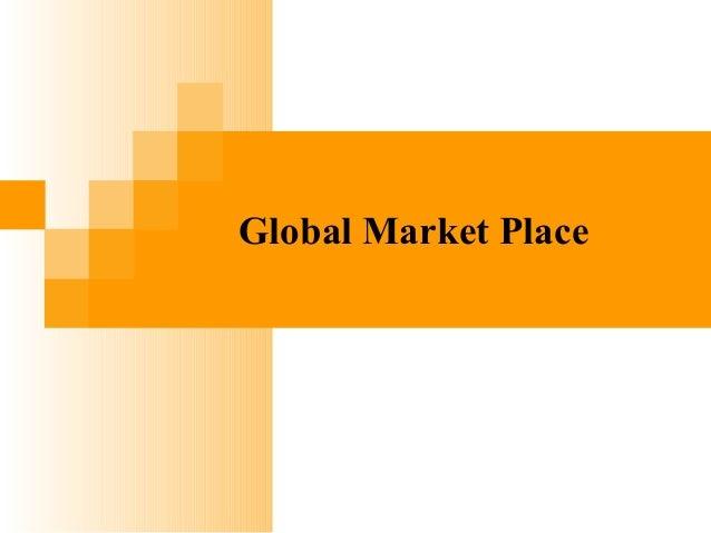 Global Market Place
