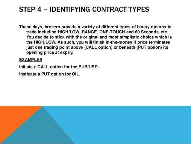 Alpari.co.uk binary options