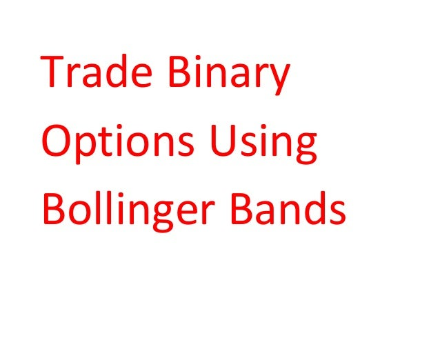 Using two bollinger bands