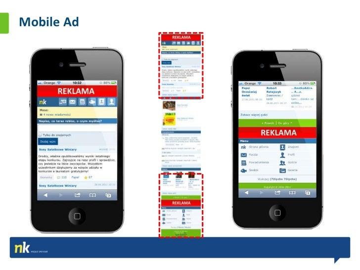 Self-Serve Advert System                            Settlement model CPC                            NK.pl offers:       ...