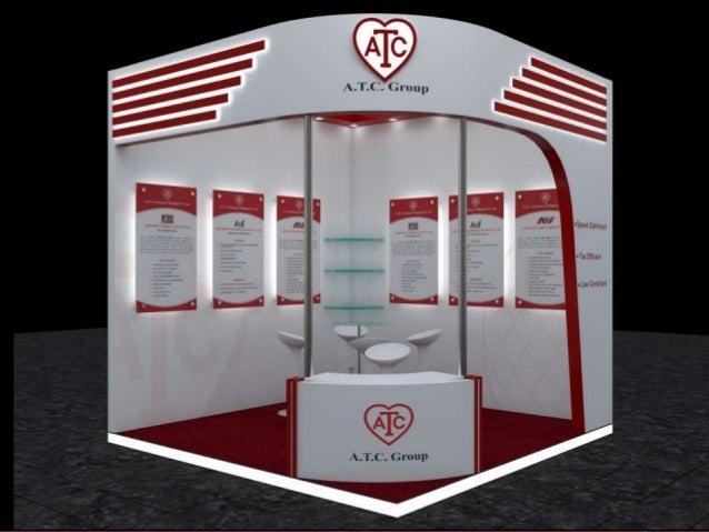 Tradefair booths