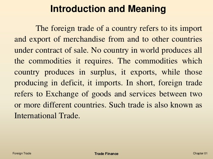 international trade defined Trade facilitation - taxation and customs union european exporters and importers are responsible for 22% of world trade.