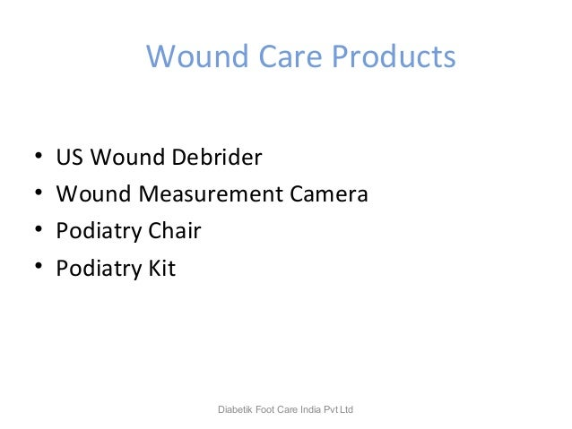 Wound Care Products • US Wound Debrider • Wound Measurement Camera • Podiatry Chair • Podiatry Kit Diabetik Foot Care Indi...