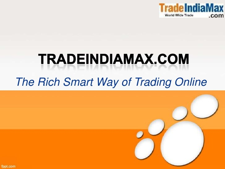 The Rich Smart Way of Trading Online