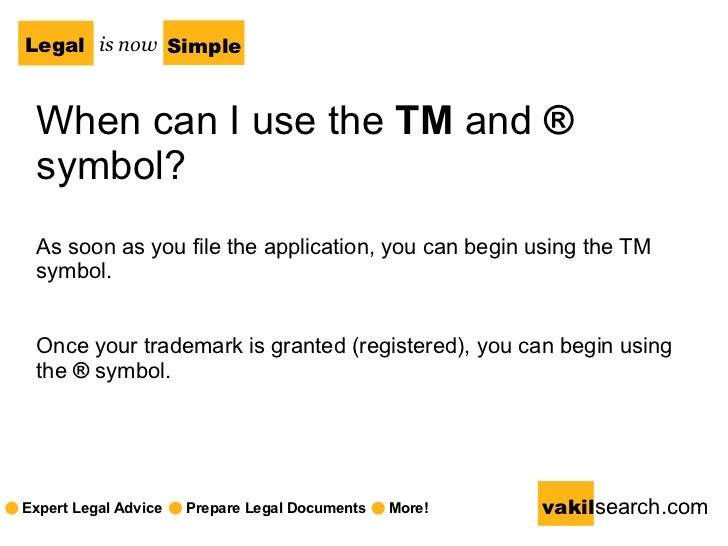 Tm Trademark Symbol Selol Ink