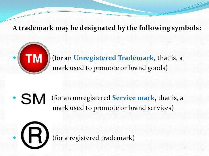 how to put registered trademark symbol in word