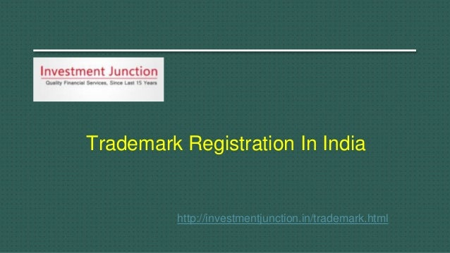 how to get trademark registration