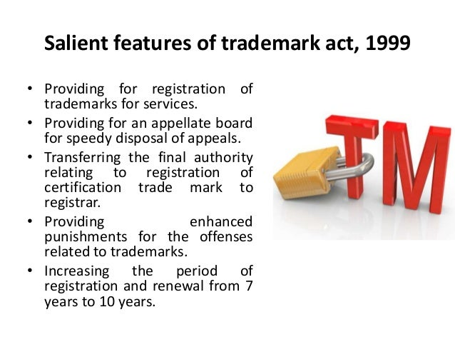trade name under trademark law Business law chpt 8 study play  as a trademark or service mark, a trade name cannot be registered with the federal government trade names are protected under.
