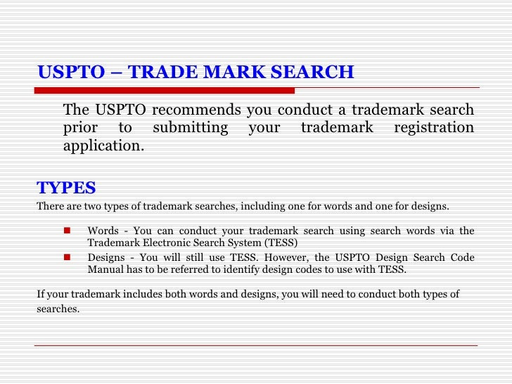TradeMark Express - Your Home for Trademark Registration ...