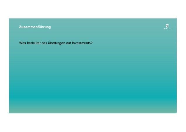 Die Kunst Des Klaren Investierens 7 Denk Und Handlungsfehler Die S