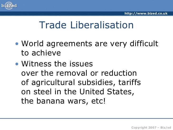 free trade vs protectionism Free trade increases prosperity for americans—and the citizens of all  participating nations—by allowing consumers to buy more, better-quality.