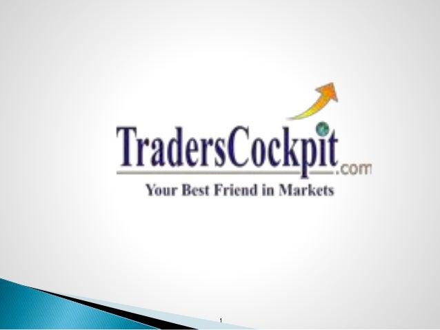 Traders Cockpit Product Details Slide 1