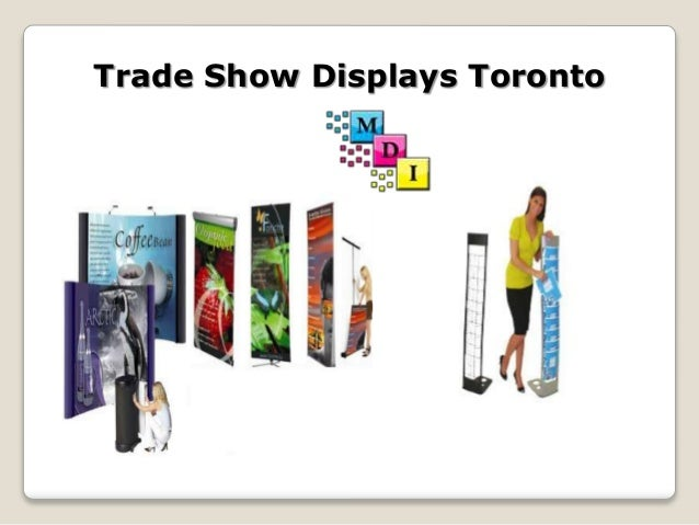 Trade Show Displays Toronto