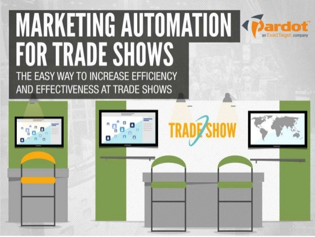 """Want to learn more about usingmarketing automation for tradeshows? Download your free copy ofour newest eBook: """"Leveraging..."""