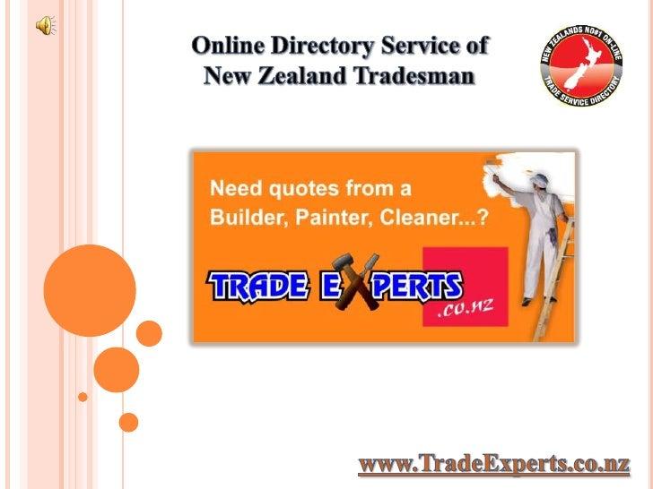 Tradeexperts co