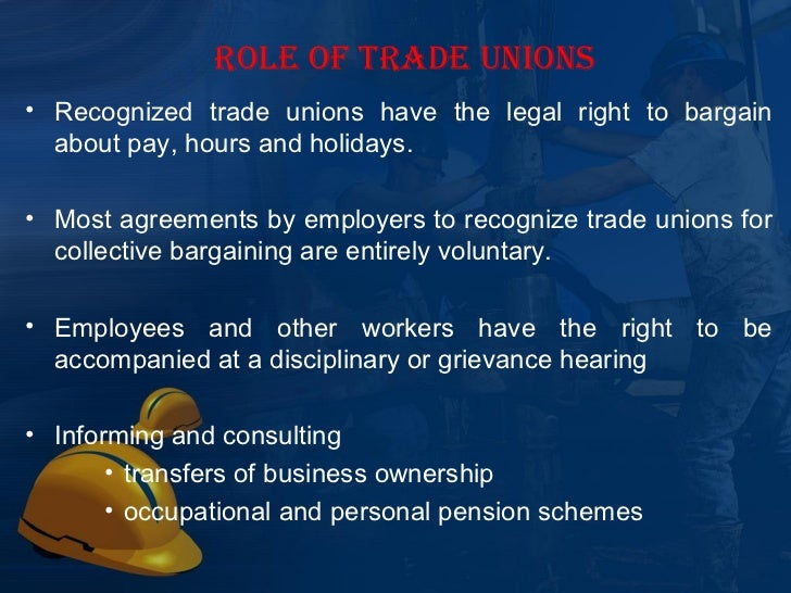 advantages and disadvantages of trade unions The trade union act 1926: advantages and causes of weakness in india, the trade union act was passed in the year 1926 which came into force on 1st june 1927 (i) on the application of the trade union (ii) where the certificate of registration has been obtained by fraud or mistake (iii) where the.