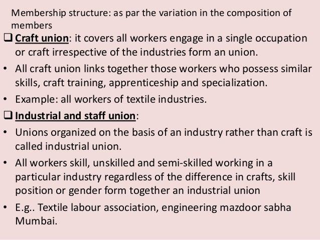 Trade Union