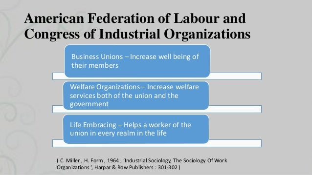 employees resist unions essay Features of trade unions management essay  to resist schemes of  another reason for employees joining unions is that employees feel that unions can.